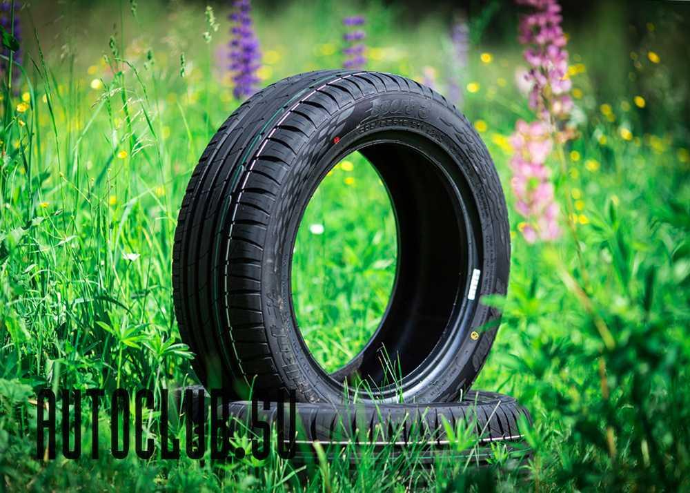 Какие шины лучше на лето