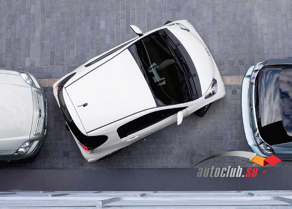 Особенности парковки задним ходом и учебное видео от профессионалов
