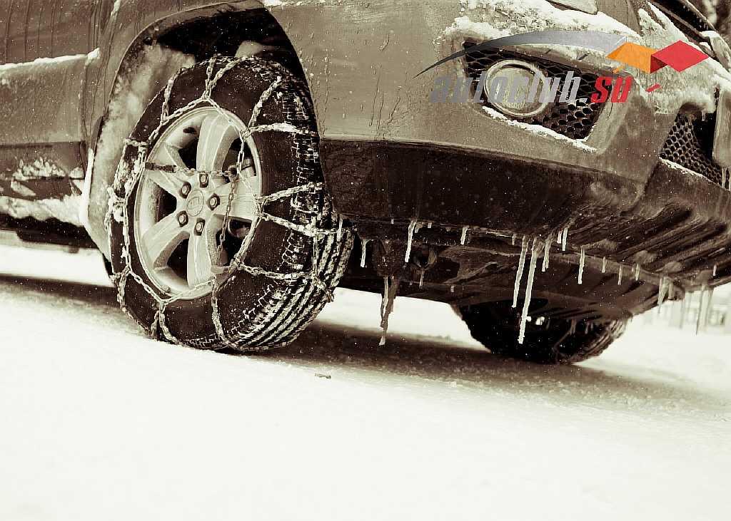 Улучшаем проходимость: самодельные цепи на колеса из доступных материалов
