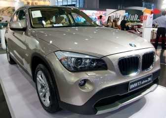 Кроссовер BMW