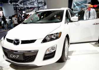 Технические характеристики Mazda CX 7