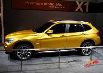 BMW X1 (цены и комплектации)
