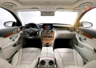 Mercedes c class 2014 кузов w205: фото и обзор