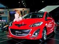 Какой расход у Mazda Demio