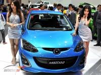 Модельный ряд Mazda