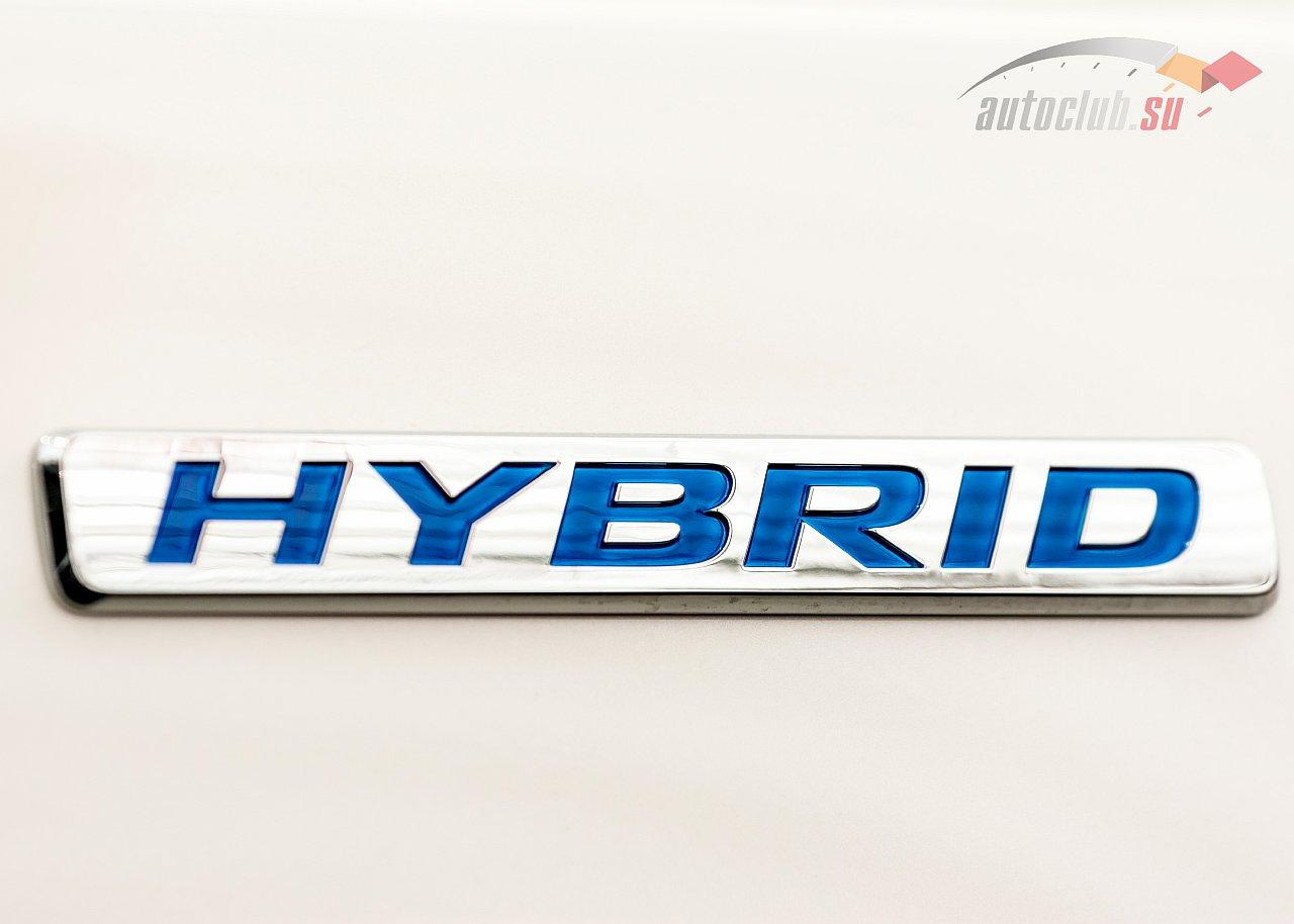 Особенности гибридных моделей авто