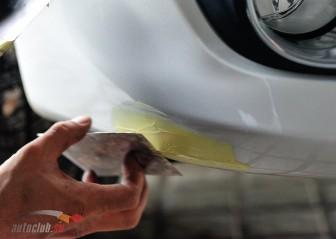 Шпаклевка со стекловолокном для авто