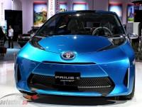 Новый Prius C
