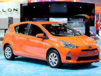 Тойота Приус Гибрид: отзывы и мнения