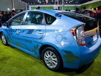 Электромобили Toyota
