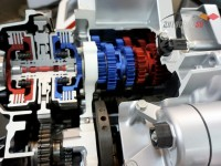 Двигатель Honda Hybrid