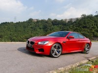 2012  BMW M6 Coupe left
