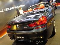 2014 Hamann BMW M6 (F13) back