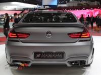 2014 Hamann BMW M6 (F13) grey