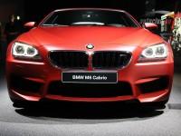 BMW M6 Cabrio 2013 front