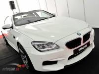 BMW M6 Gran Coupe left