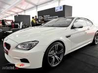 BMW M6 Gran Coupe right
