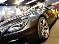 Front of BMW M6 2012