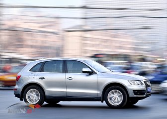 Audi Q5: технические характеристики силовых установок