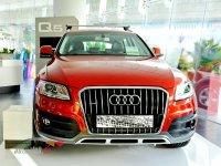 Audi Q5: цена различных модификаций