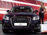 Линейка кроссоверов Audi