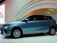 New Toyota Yaris at The International Motor Expo 2013