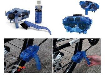 Как очистить цепь велосипеда