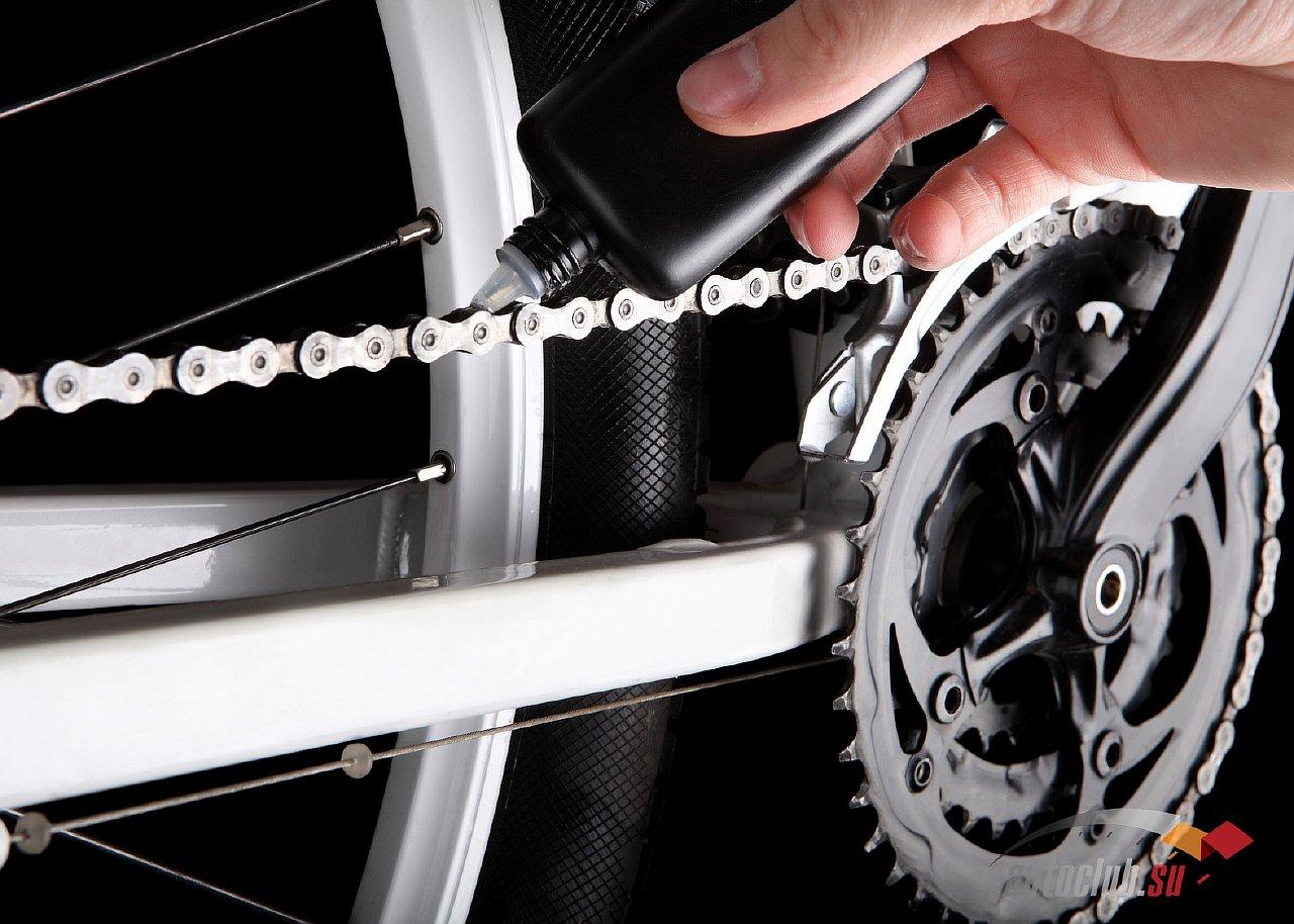 Чем смазывать детали велосипеда
