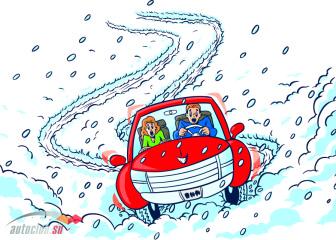 Полный привод зимой: преимущества и недостатки
