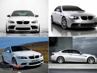 Спортивное купе BMW M3 E92
