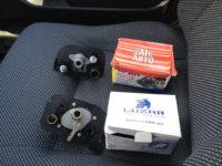 Кран отопителя ВАЗ 2114 на сидении авто
