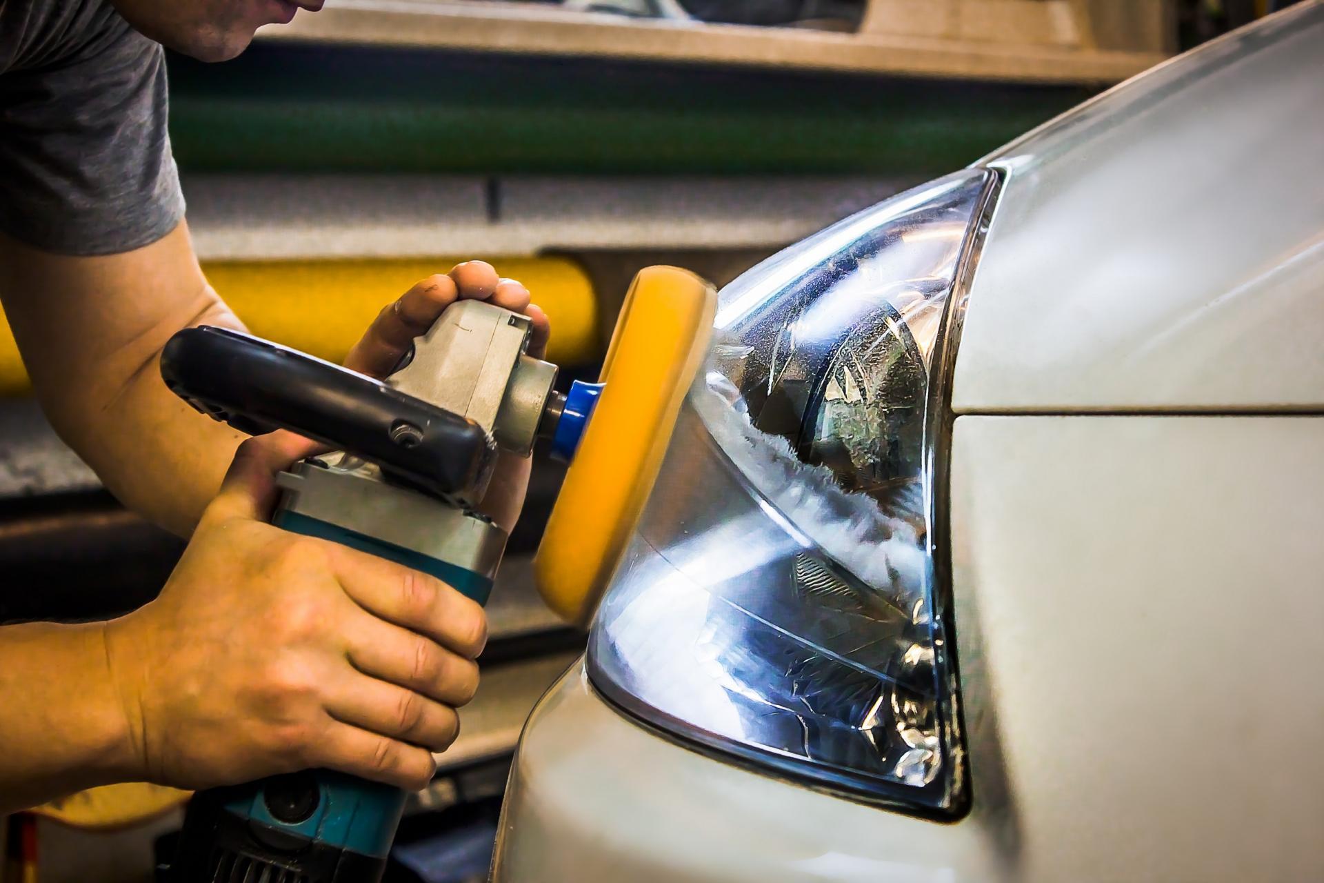 Полировка кузова автомобиля своими руками видео фото 437