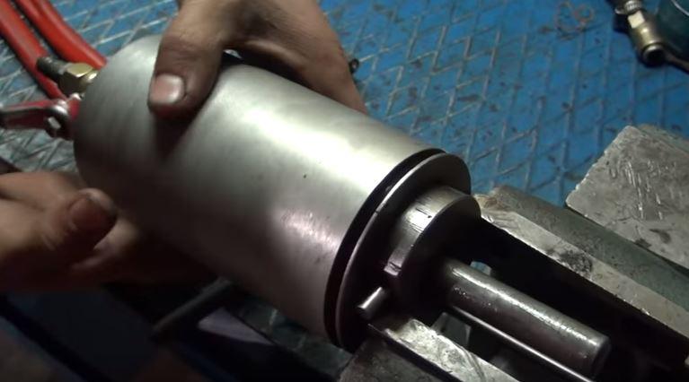 Как сделать экструдер для шаровых опор
