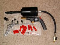 Оборудование для работы с шаровыми опорами по технологии SJR