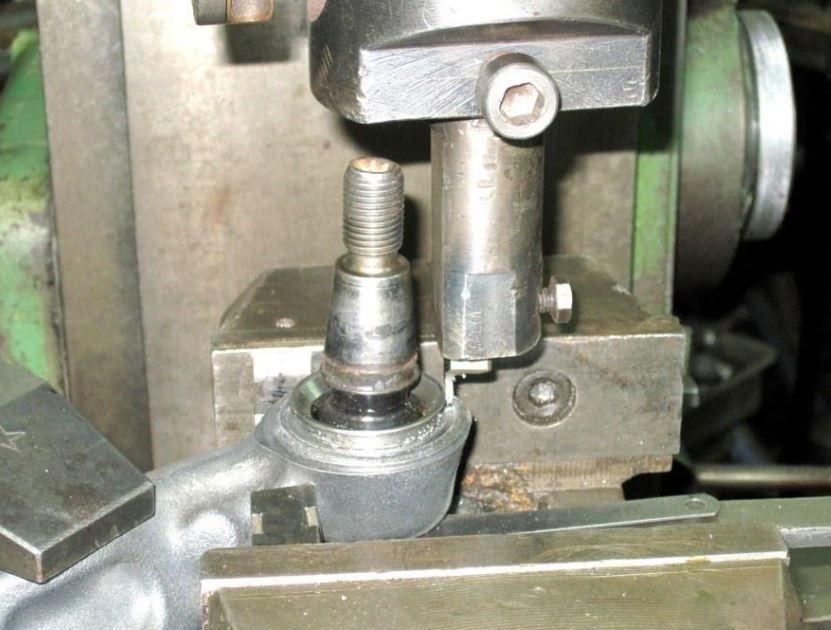 обжимное кольцо для ремонта шаровой