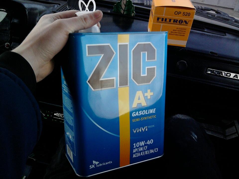 Носик-лейка оригинальной канистры ZIC