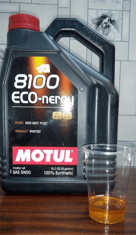 Цвет моторного масла Motul