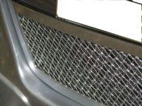 Защитная сетка на решетку радиатора