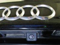 Место установки камеры на ручку багажника