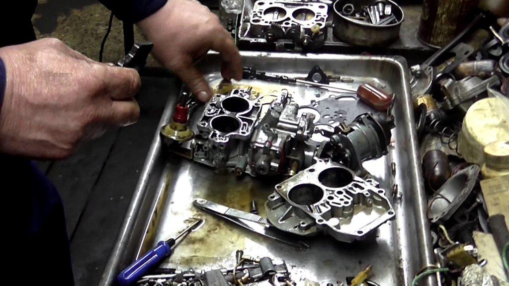 Процедура ремонта