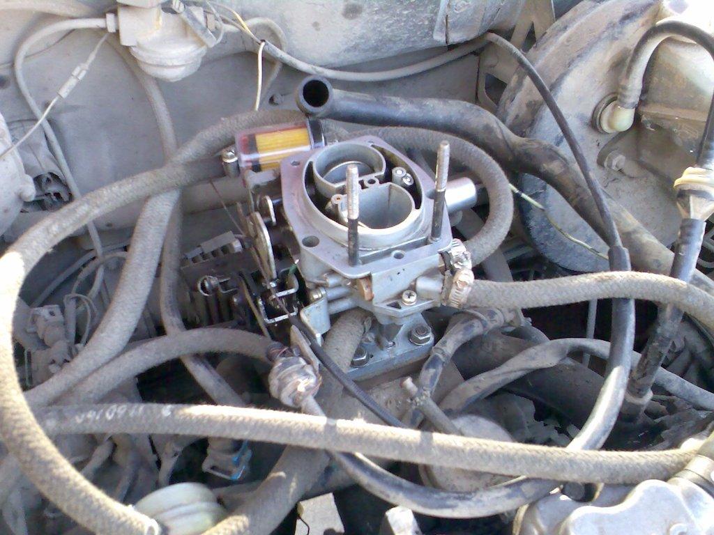 Двигатель 21083 металлической запорная игла