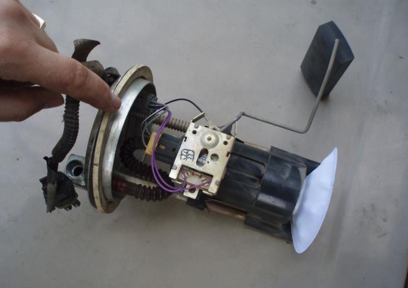 Бензонасос механический