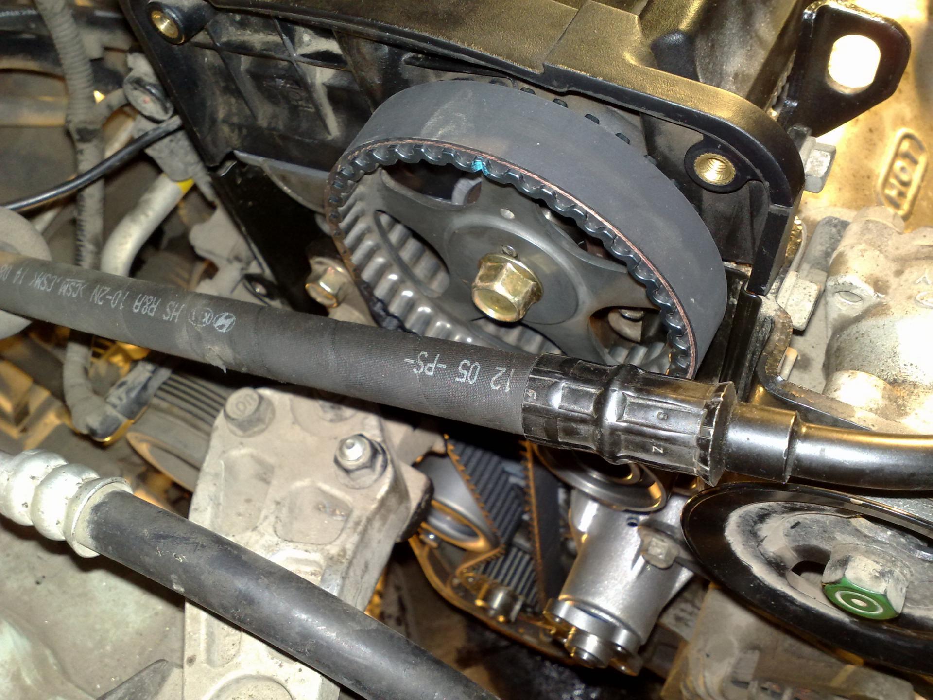 Помпа системы охлаждения двигателя: описание, устройство, принцип работы