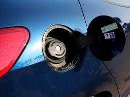Доступ к бензобаку