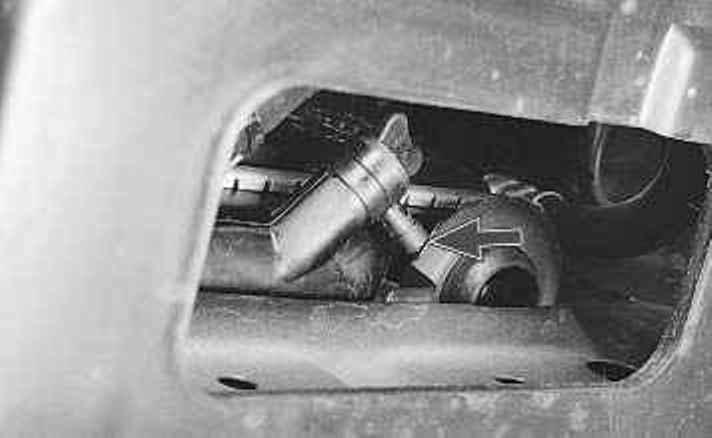Кран радиатора