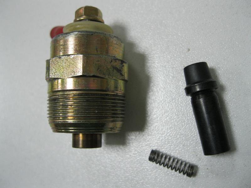 Клапан отсекателя топлива
