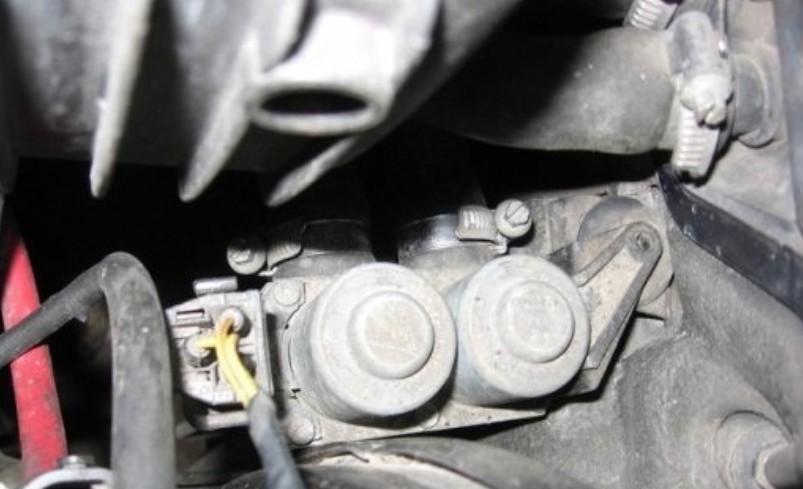 Клапанный блок БМВ Е34 и Е39