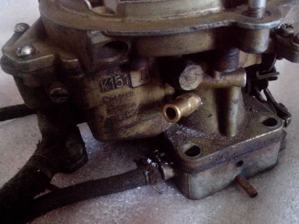 Модель К-151 Д