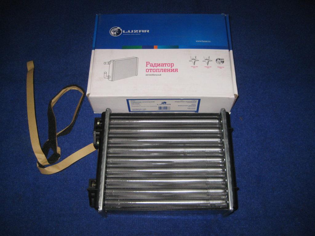 Радиатор от компании «Лузар»