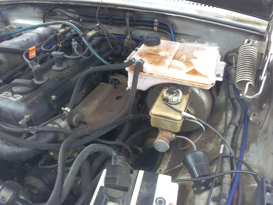 Патрубки системы охлаждения двигателя